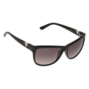 Valentino Black V614S Cat Eye Sunglasses
